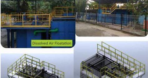 Dissolve Air Floatation – DAF