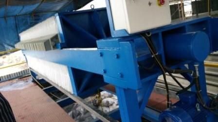 Cara Filter Press Bekerja dan Bagiannya